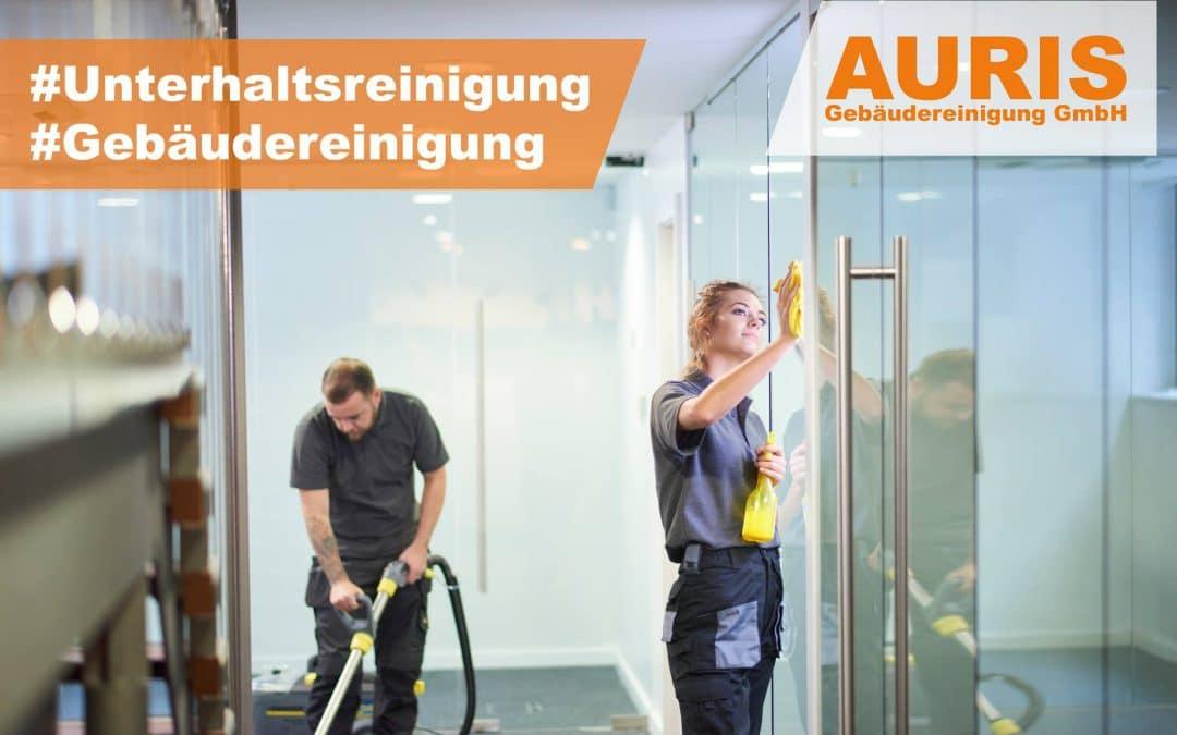 Unterhaltsreinigung & Gebäudereinigung